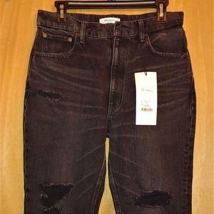 Moussy Vintage Stuart BOY Skinny Jeans Size 29